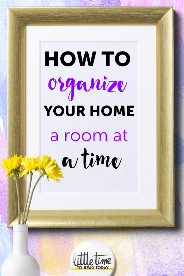 a proven method to organize your home with a method that works for everyone.