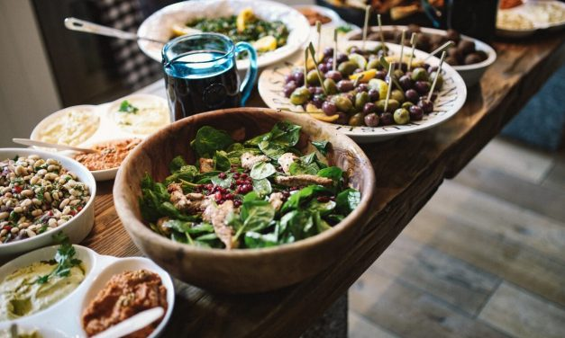 Why did I choose the Mediterranean Diet