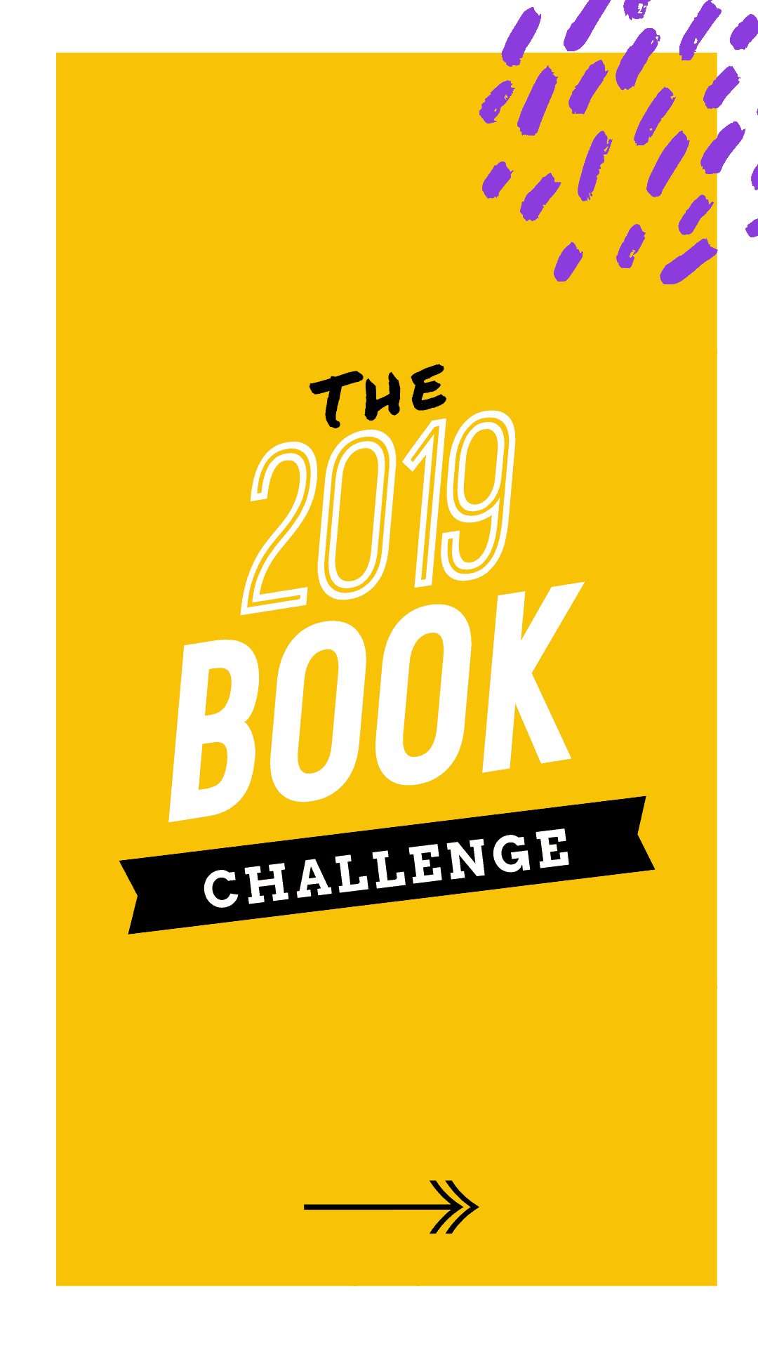 The 2019 Book Challenge
