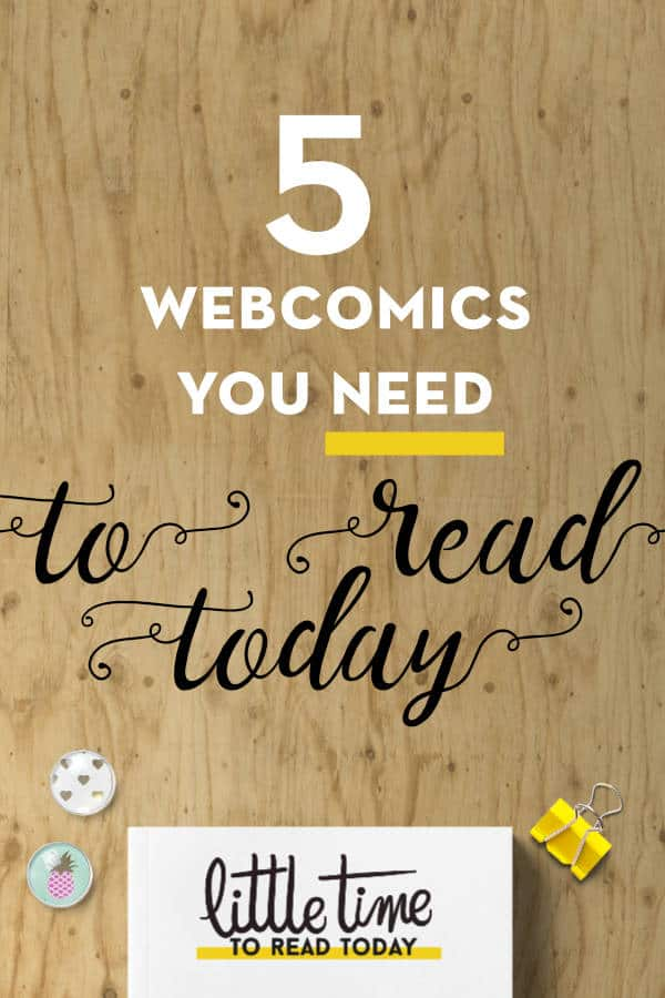 Webcomics to read